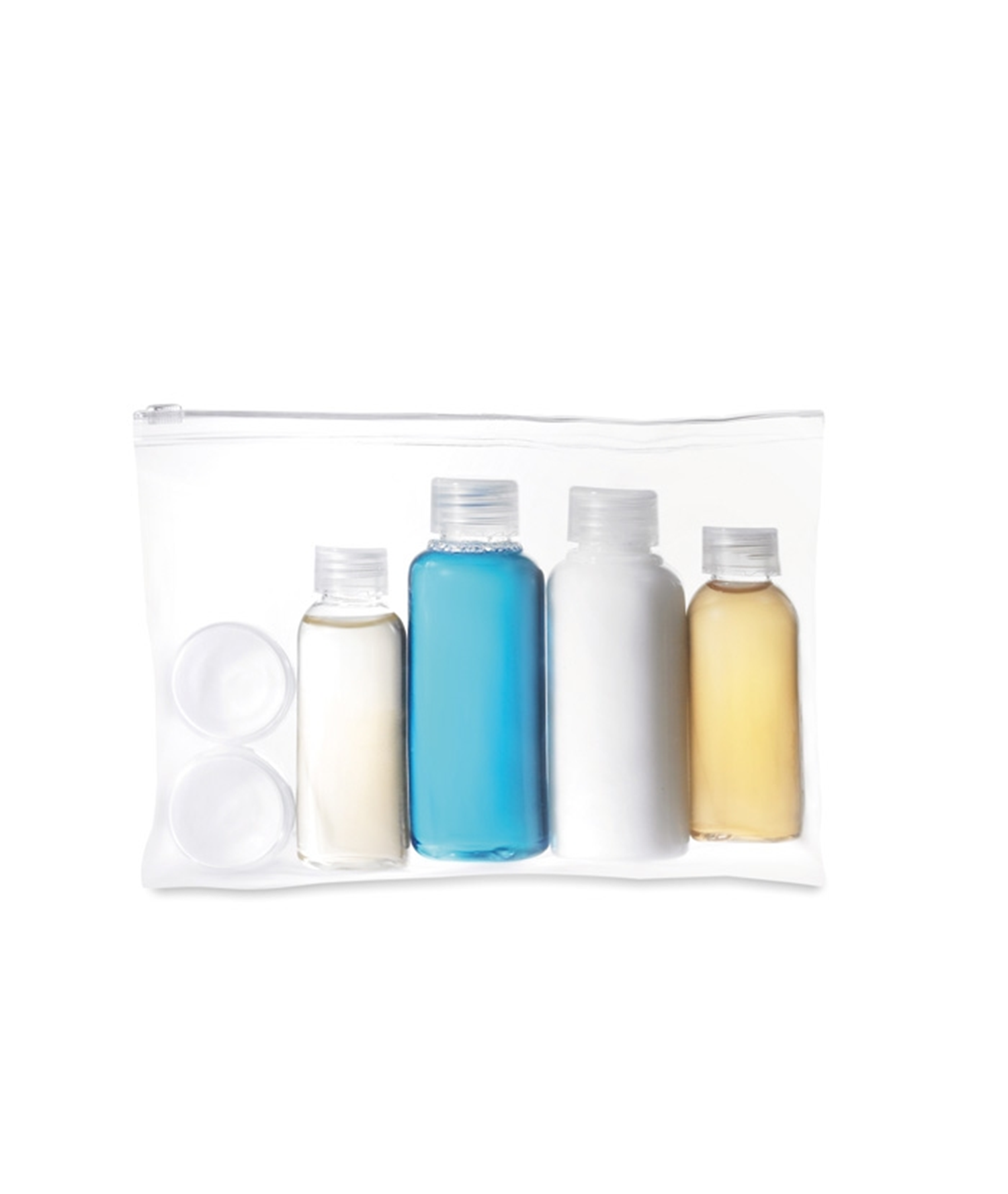 AIRPRO - TRAVELLING POUCH WITH BOTTLES