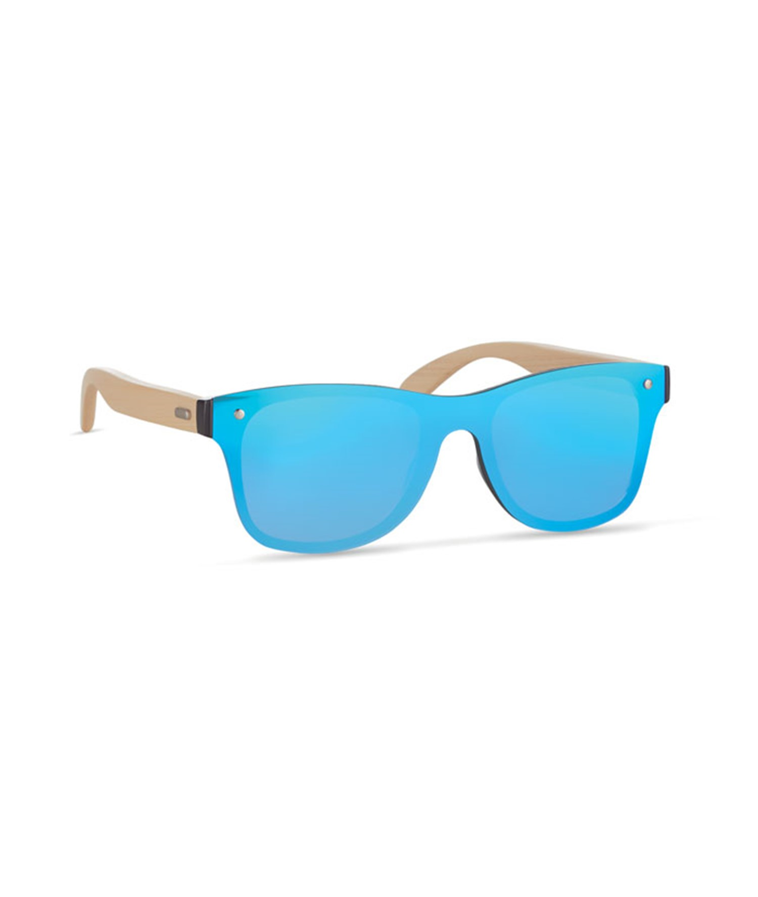 ALOHA - SUNGLASSES WITH MIRRORED LENS