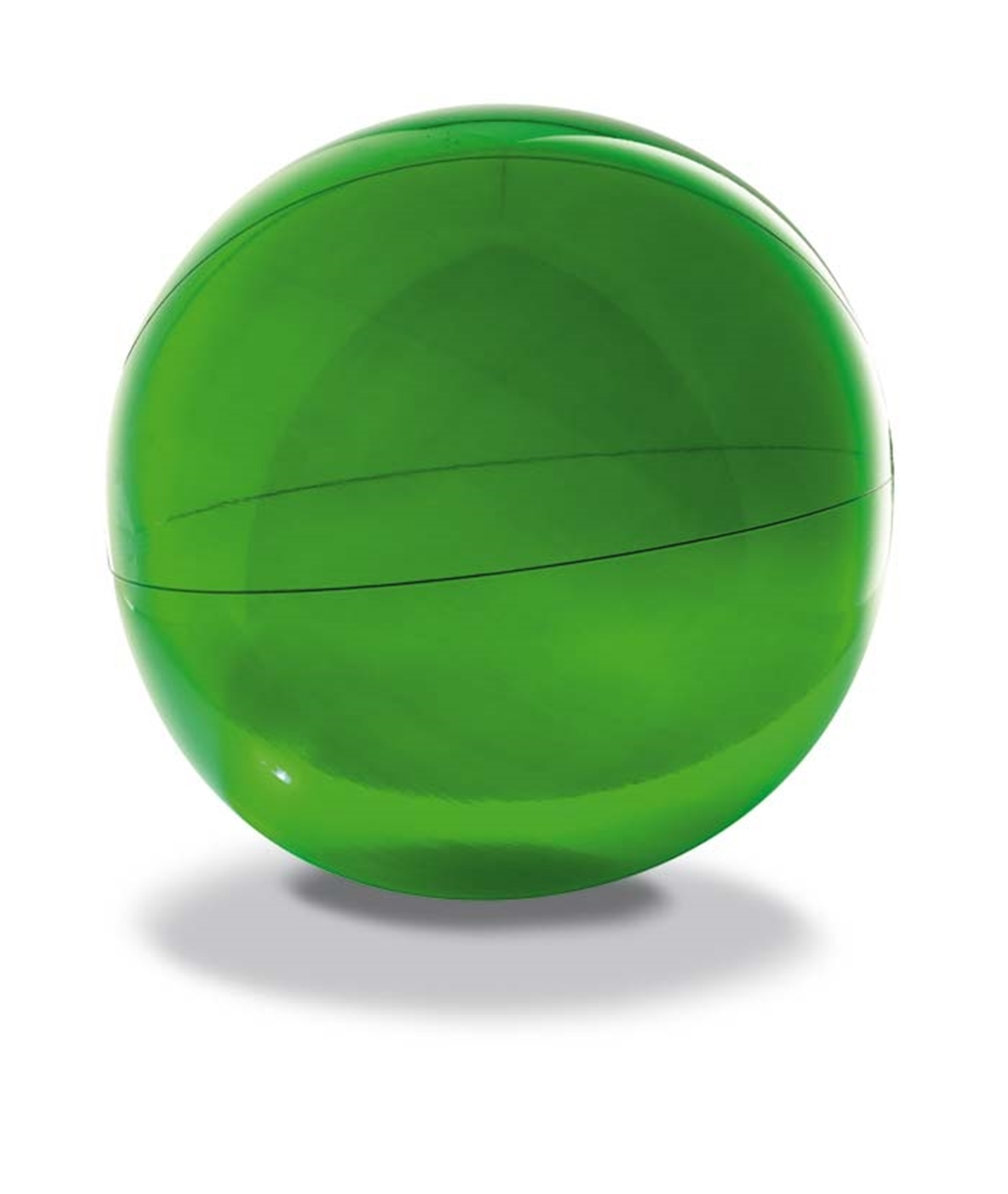AQUA - TRANSPARENT BEACH BALL
