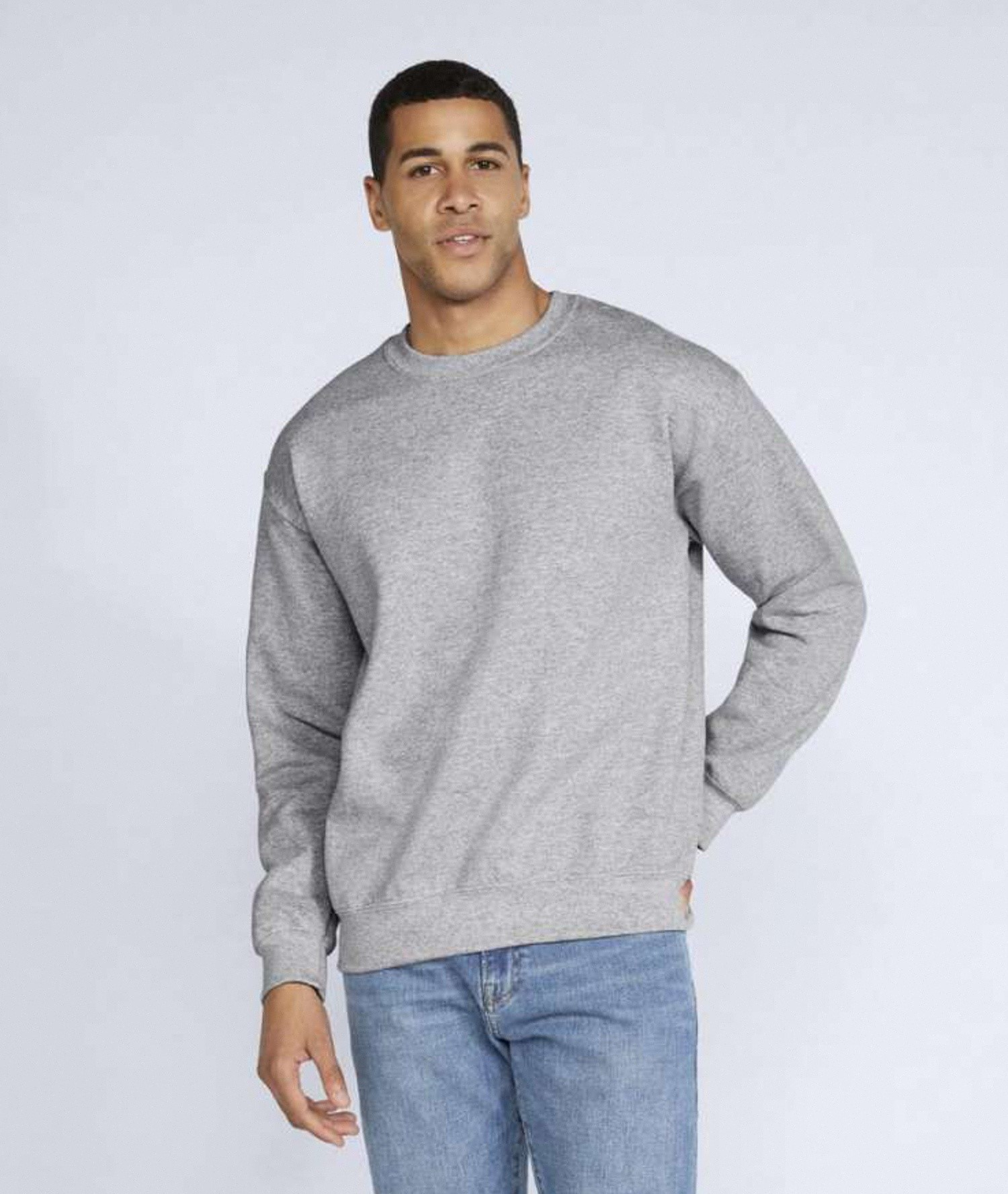 GILDAN ULTRA BLEND ADULT CREWNECK SWEATSHIRT