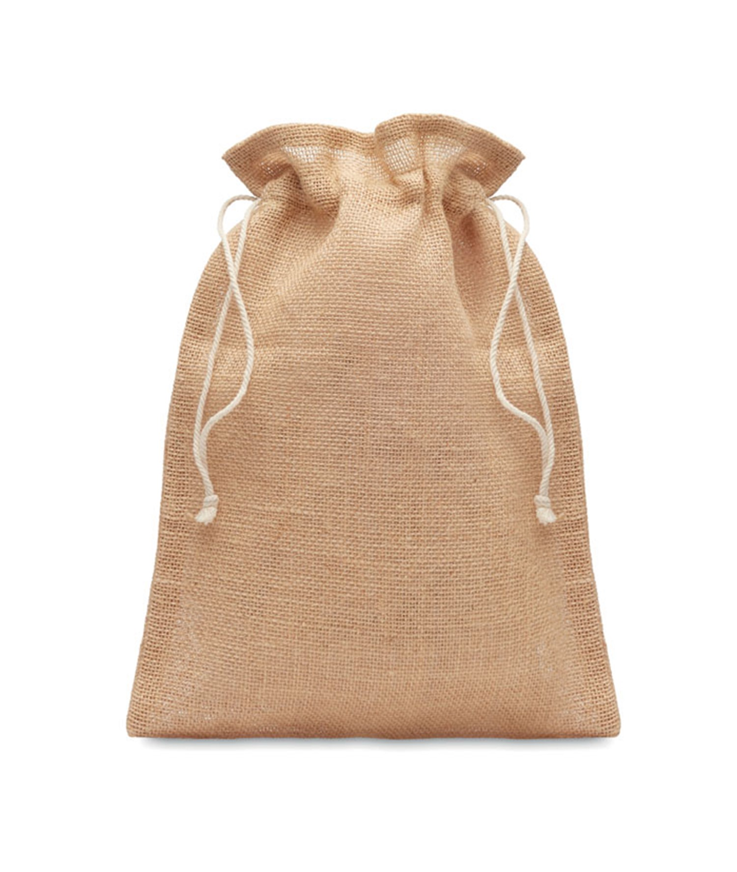 JUTE MEDIUM - MEDIUM JUTE GIFT BAG 25 X 32CM