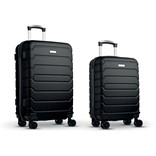 "MINSK - TROLLEY SET 20""AND 24""IN ABS"