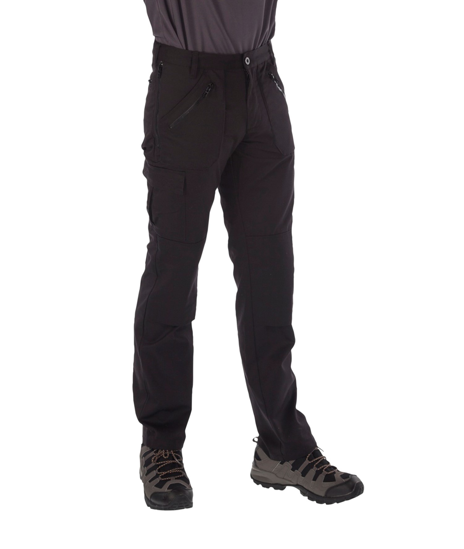 MULTI-ZIP TROUSERS CULLMAN