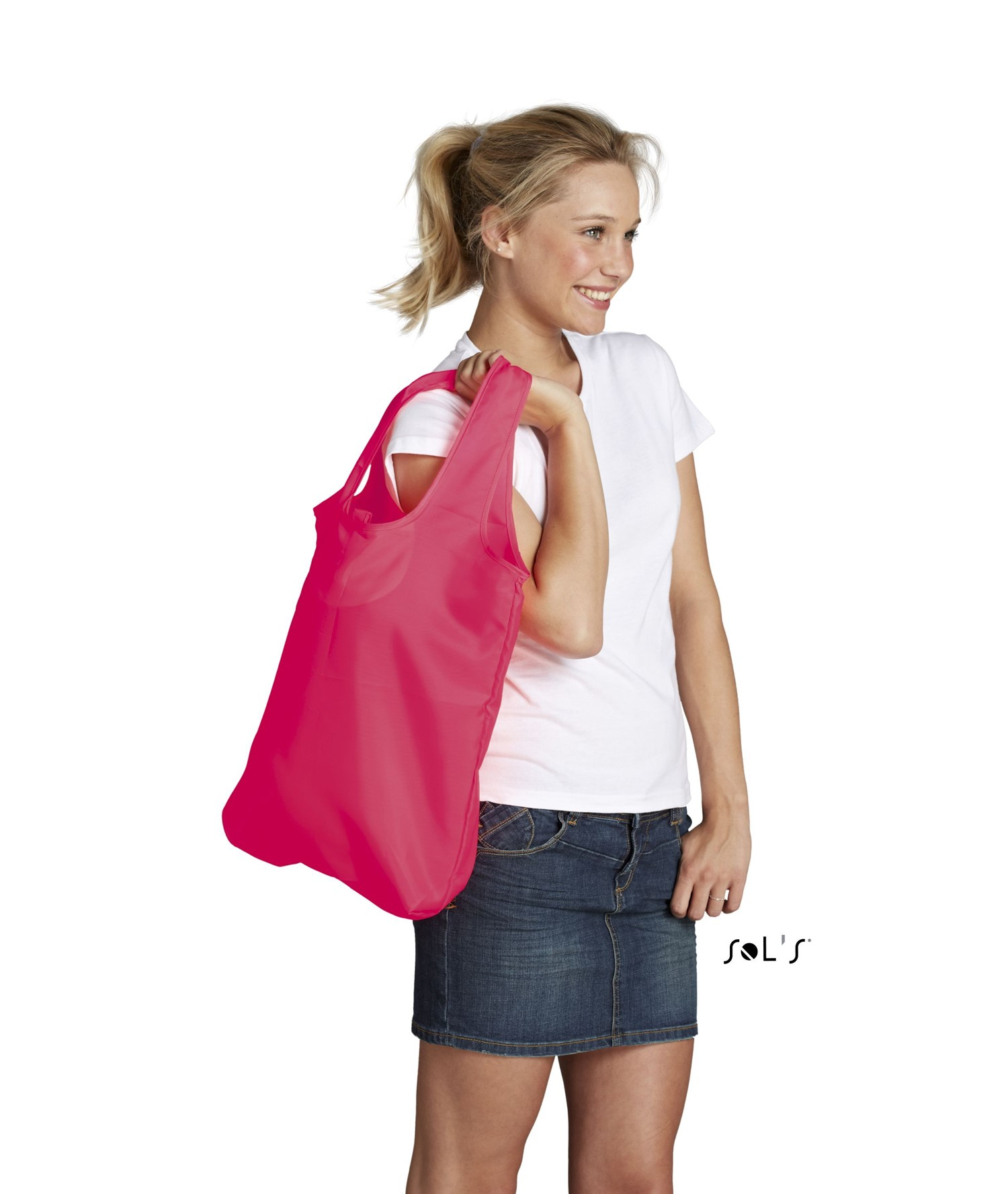 PIX - FOLDABLE SHOPPING BAG