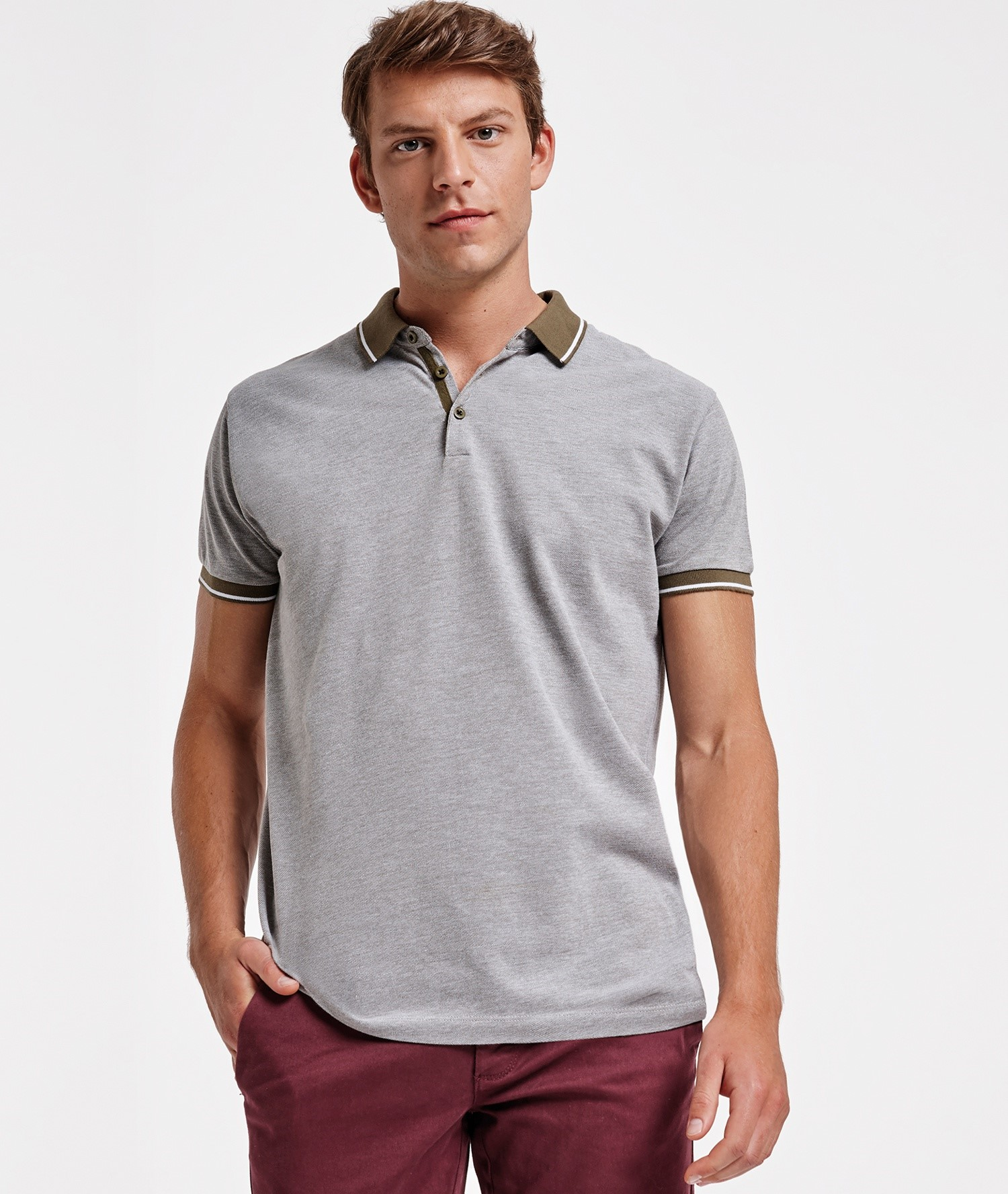 POLO SHIRT ROLY BOWIE