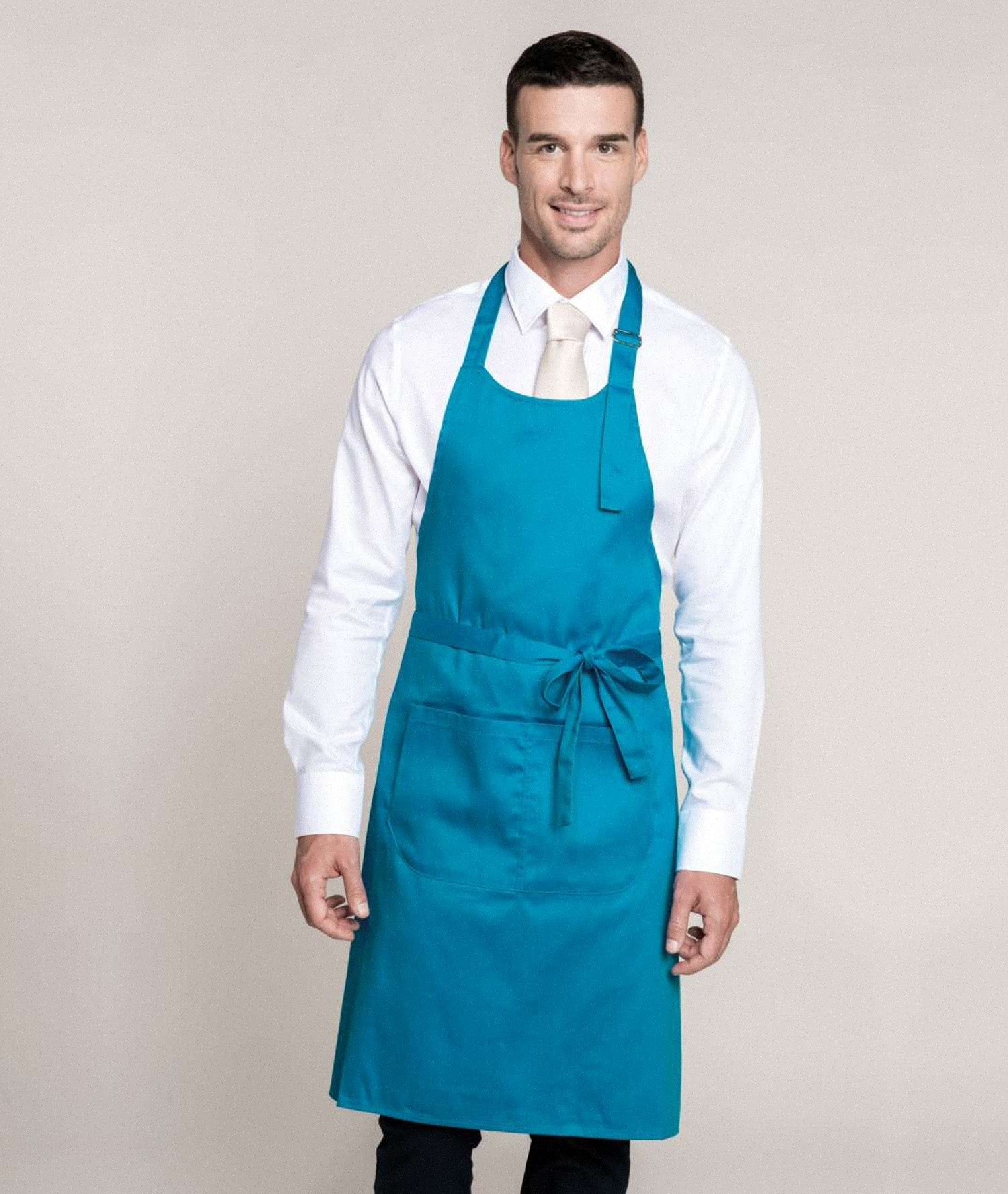 POLYESTER COTTON APRON