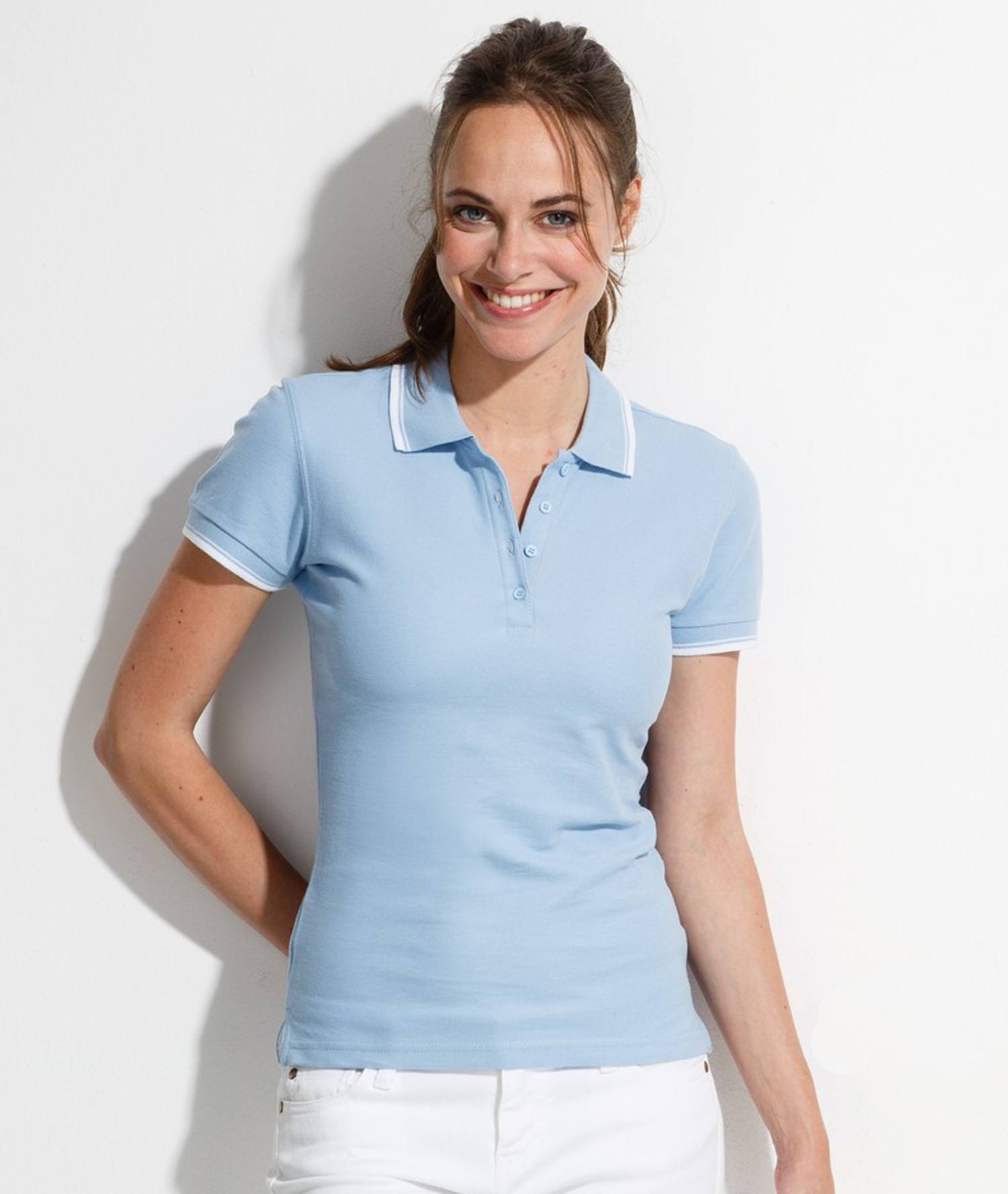 PRACTICE WOMEN POLO SHIRT