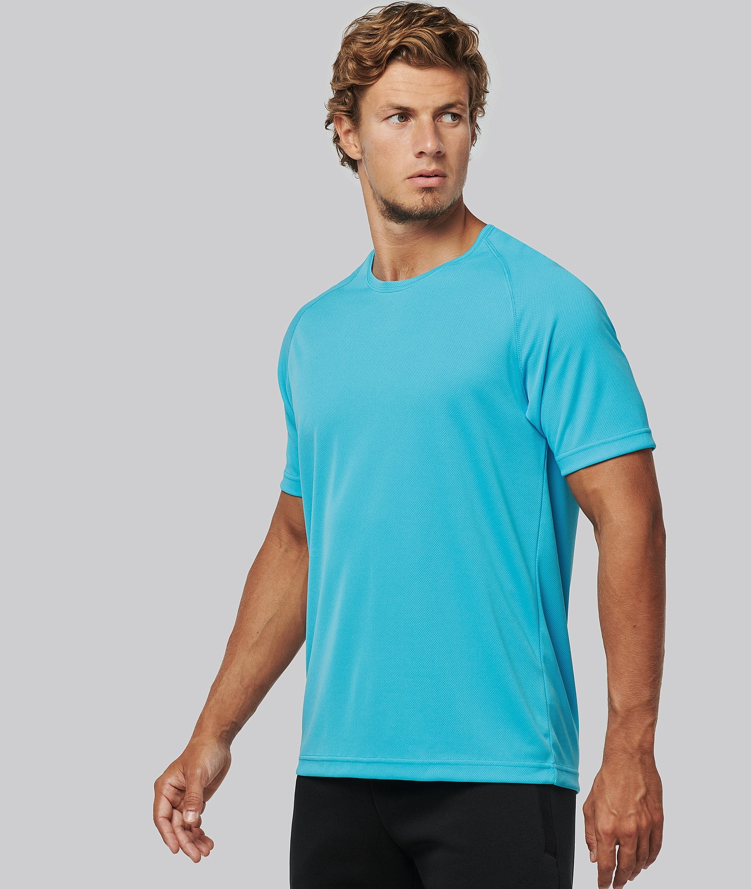 PROACT MENS SHORT SLEEVE SPORTS T-SHIRT