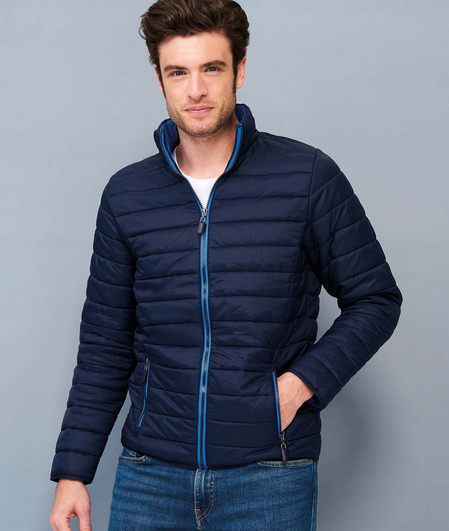 RIDE MEN - LIGHT PADDED JACKET