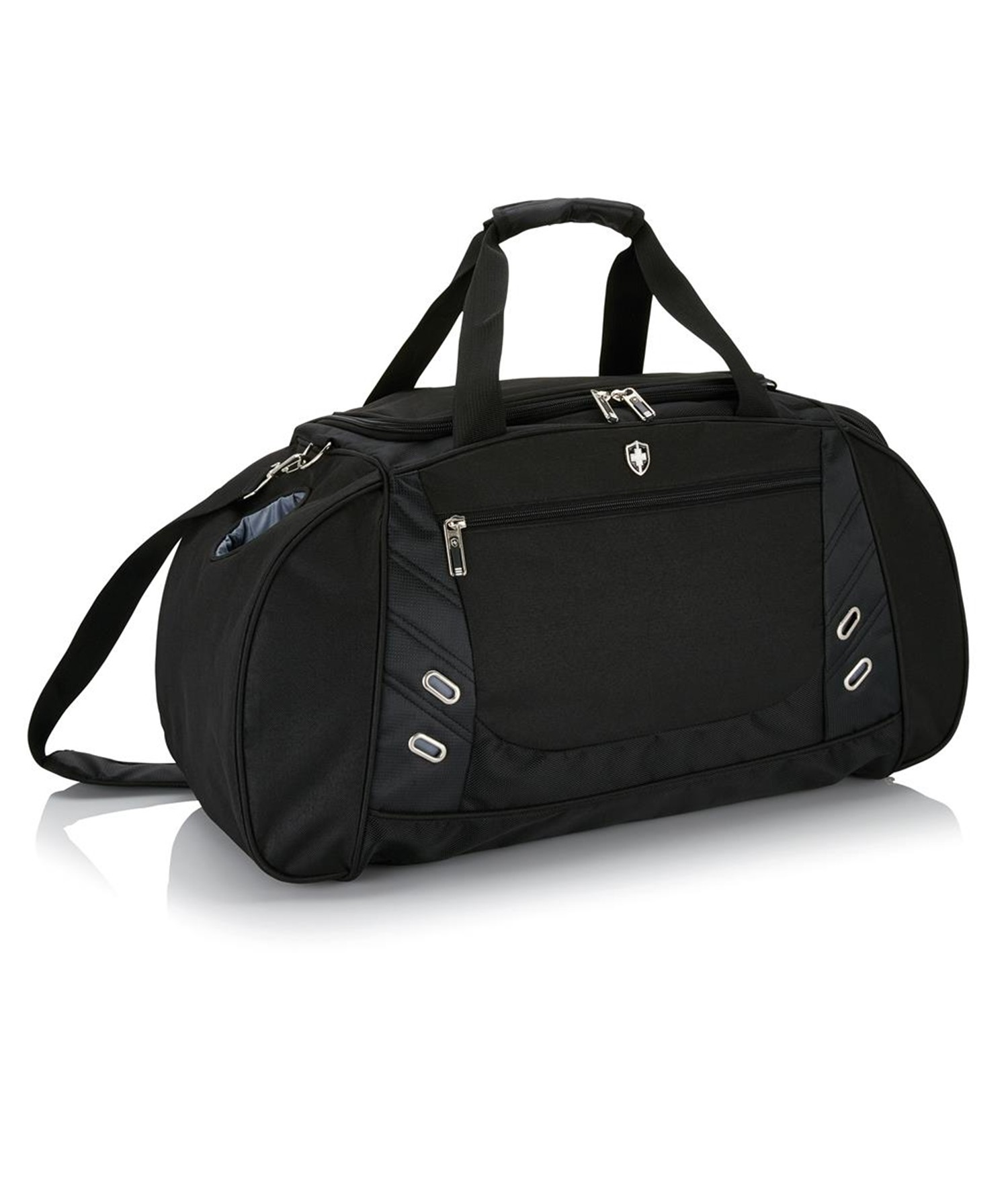 SAC DE SPORT/WEEKEND SWISS PEAK, NOIR
