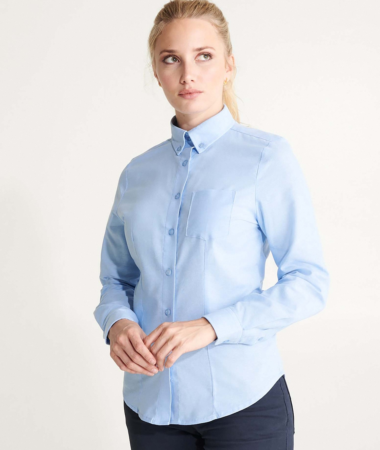 SHIRT OXFORD WOMAN