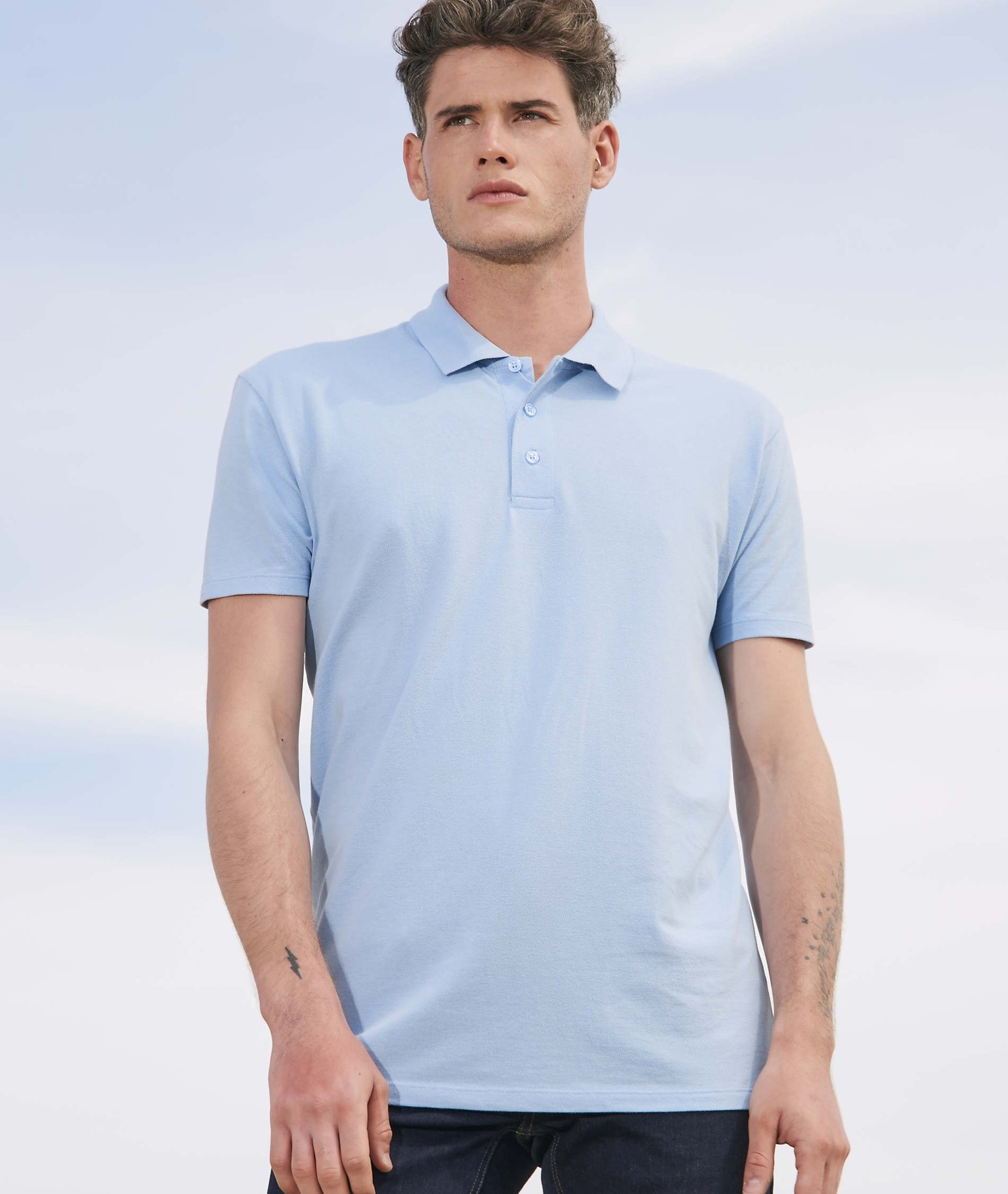 SUMMER II MEN'S POLO SHIRT