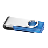 TRANSTECH - TRANSPARENT USB FLASH DRIVE