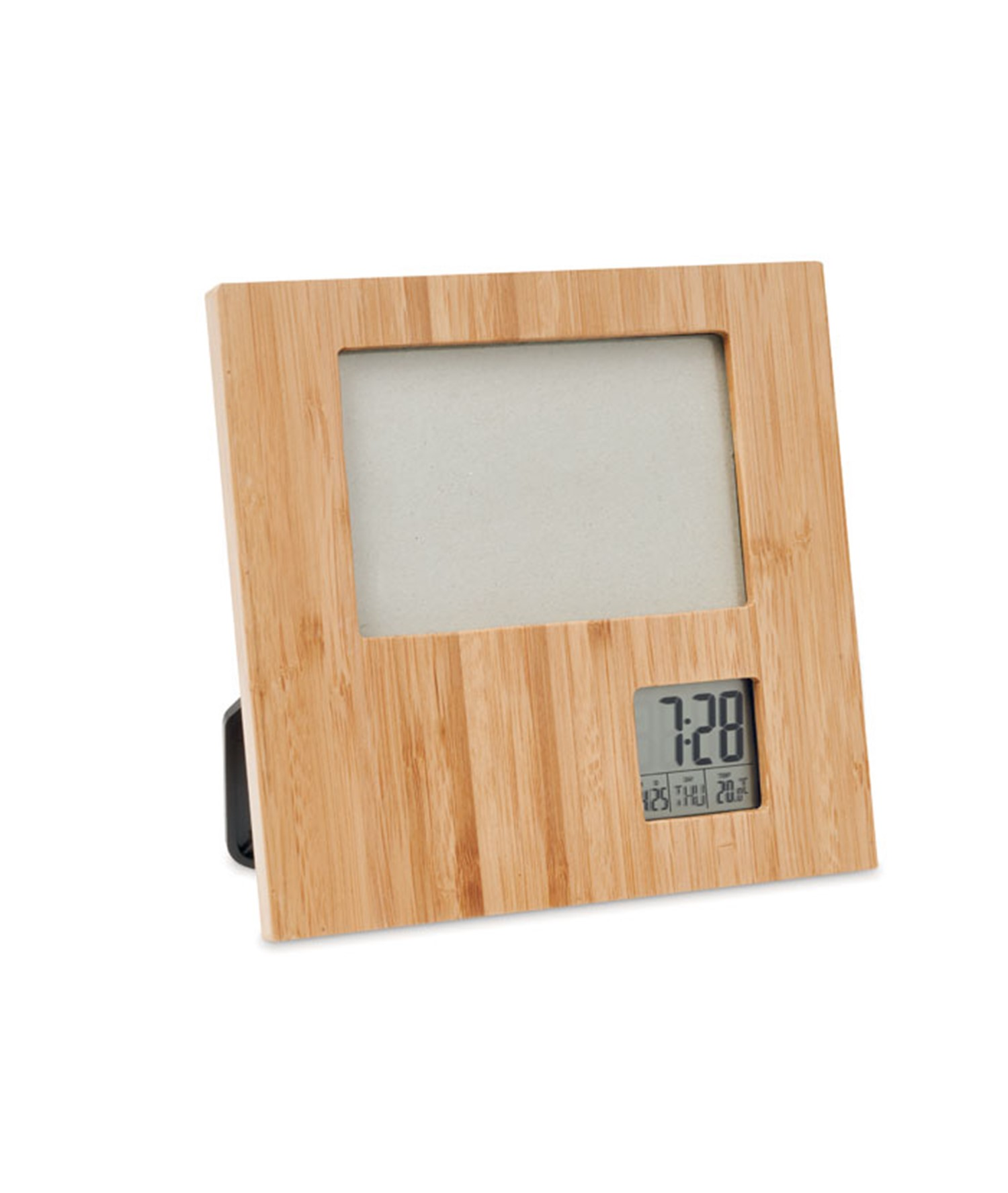 ZENFRAME - PHOTO FRAME WITH WEATHER STATION