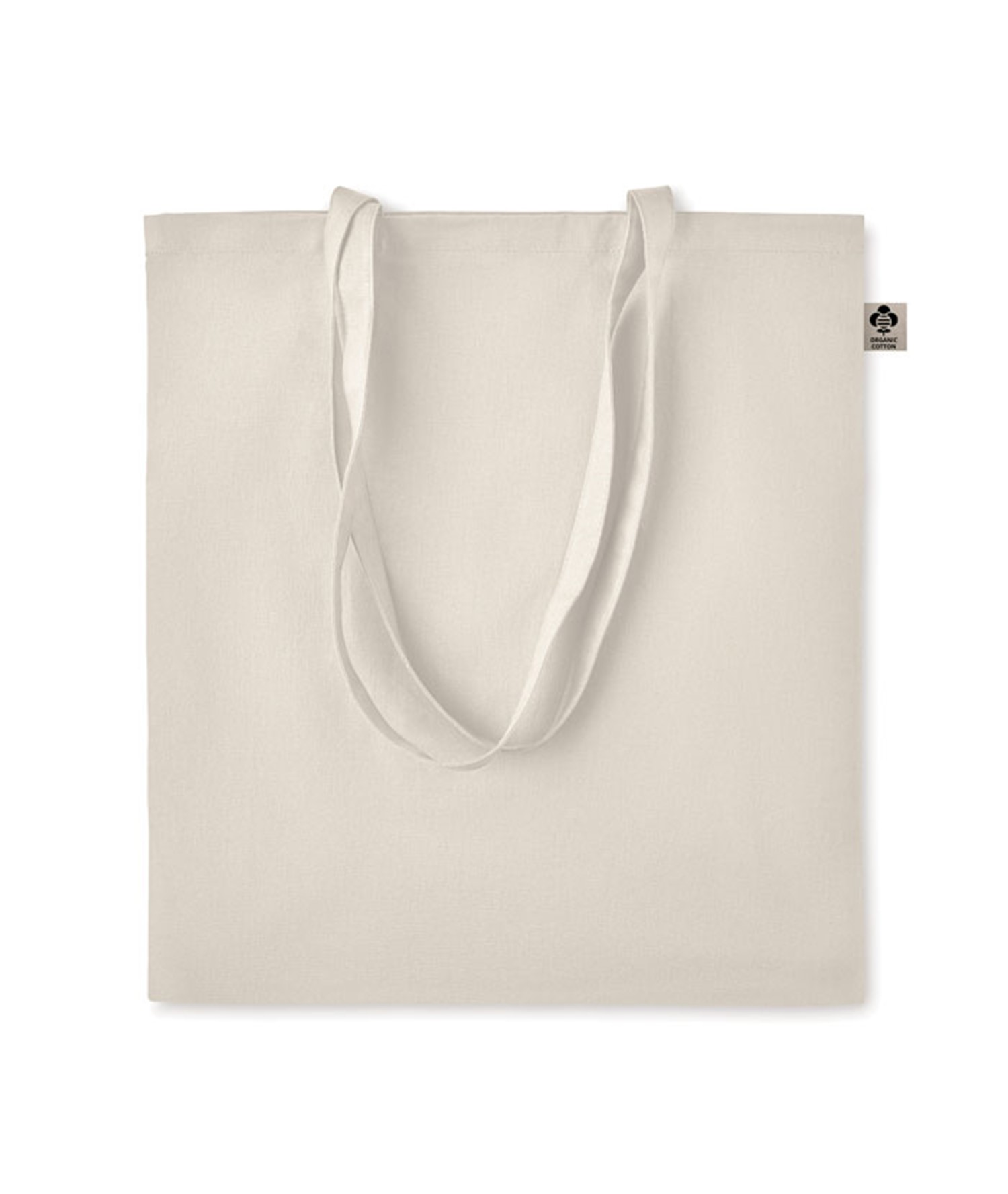 ZIMDE - ORGANIC COTTON SHOPPING BAG
