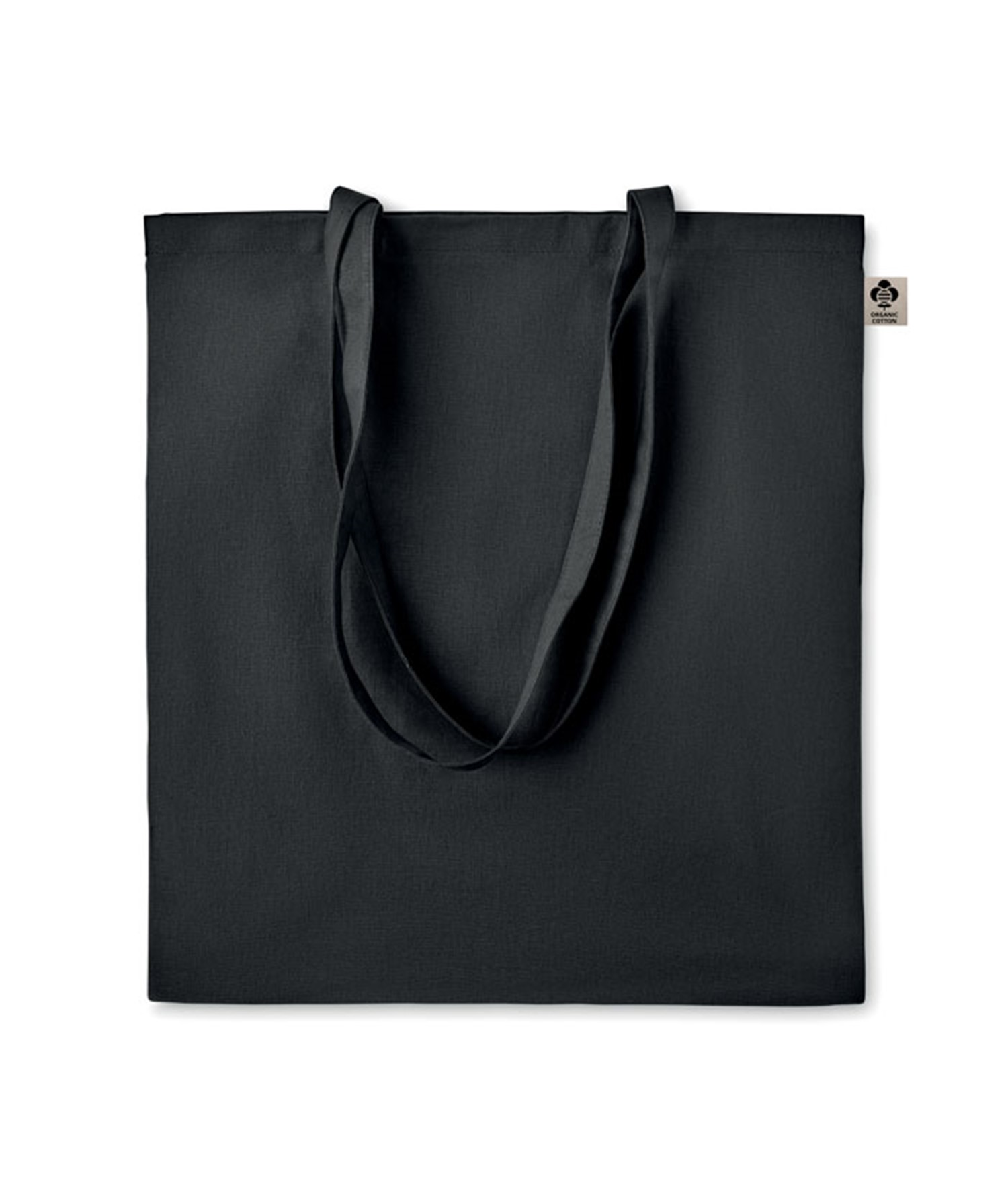ZIMDE COLOUR - ORGANIC COTTON SHOPPING BAG